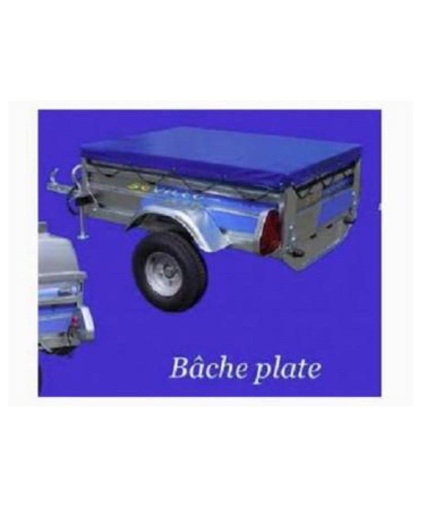 BACHE PLATE POUR LIDER SARAGOS Loisirs Caravaning