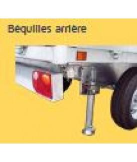 JEU DE BEQUILLES POUR LIDER BENNE 37600PE Loisirs Caravaning