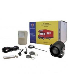 KIT ALARME SPECIAL CAMPING CAR META SYSTEM Loisirs Caravaning