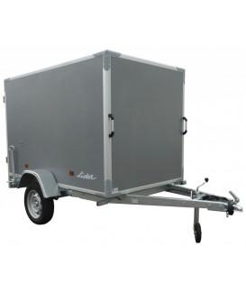 REMORQUE FOURGON LIDER 39920 / 750 kg Loisirs Caravaning