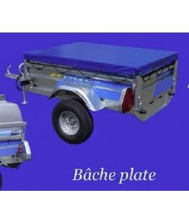 Bâche Plate pour Remorque LIDER ALICANTE / SEVILLE avant 2019 Loisirs Caravaning