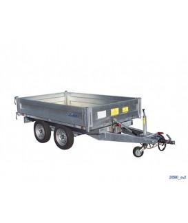 LIDER BENNE ELECTRIQUE 2500 kg Loisirs Caravaning
