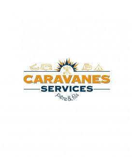 GYROPHARE 12/24V SUR TIGE FLEXIBLE Loisirs Caravaning