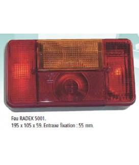 FEU RADEX 5001 Loisirs Caravaning