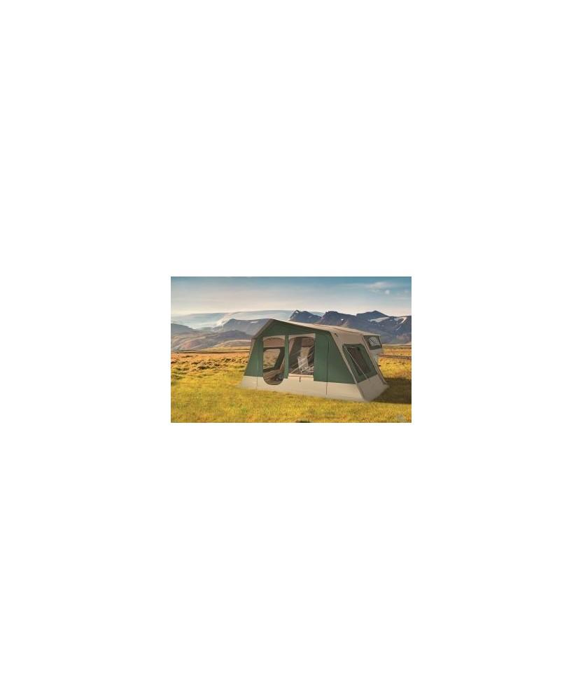 CARAVANE PLIANTE CHATAN AF 1000 Loisirs Caravaning