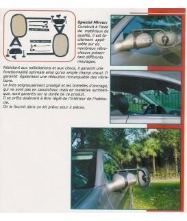 RETROVISEUR SPECIAL MIRROR STANDARD Vitre Plate Loisirs Caravaning